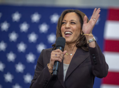 Presidential Candidate Kamala Harris Holds Her First Organizing Event In Los Angeles