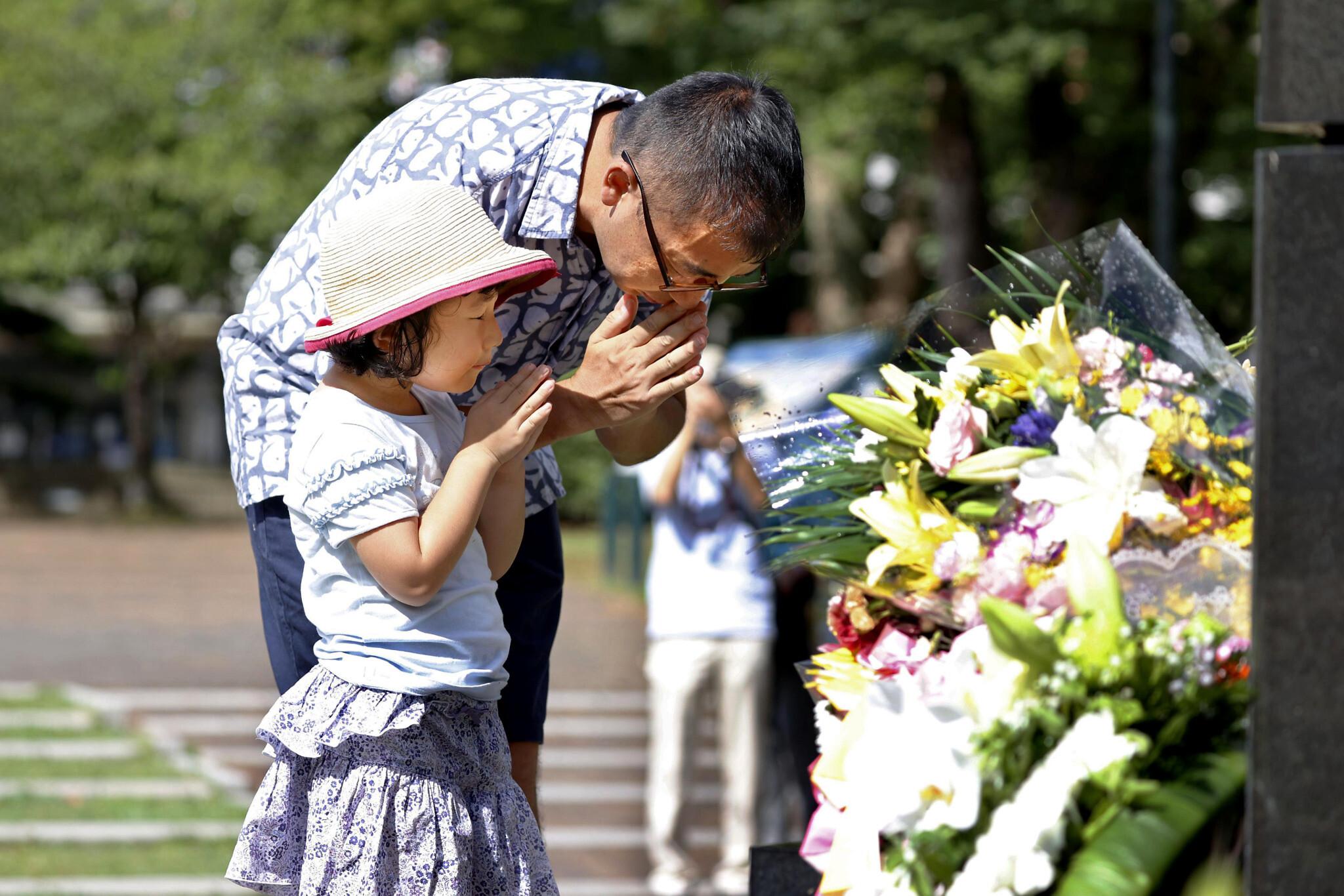 Japan Nagasaki Anniversary