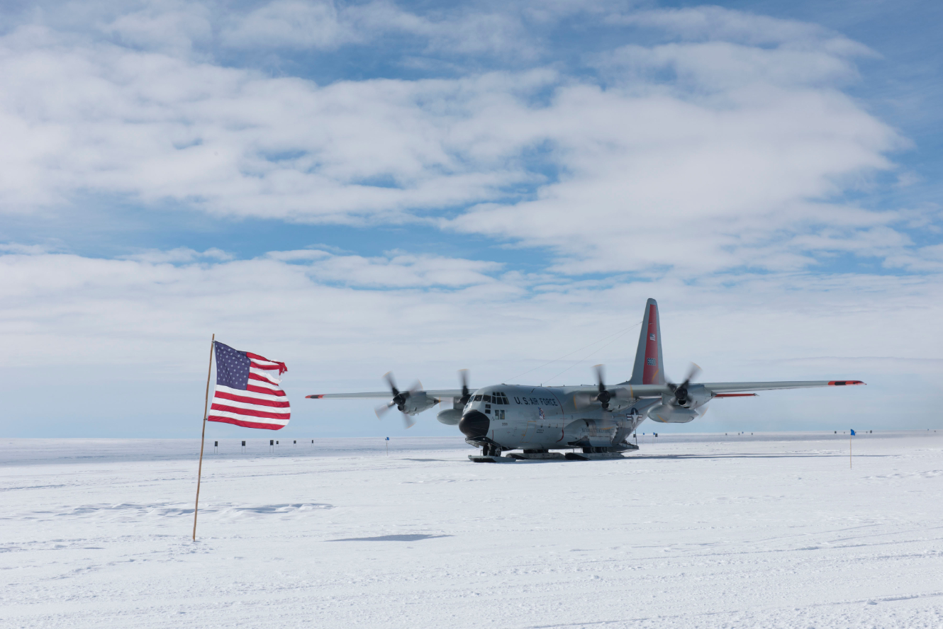 US Air Force in Arctic