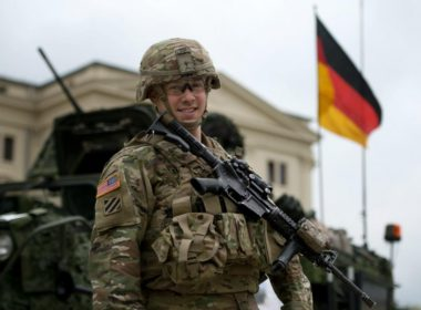 US troops in Germany
