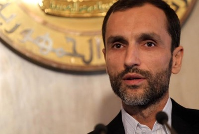 vice-president of Ahmadinejad