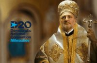 Archbishop Elpidophoros at DNC