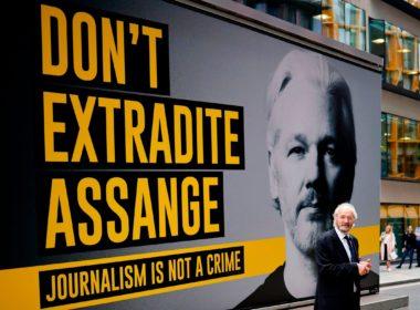 Assange's 4 day