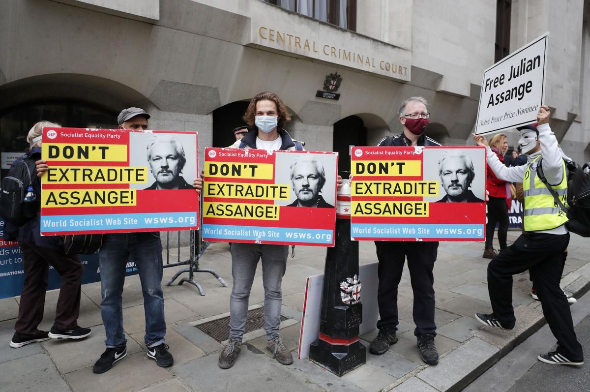 Assange's 5 day