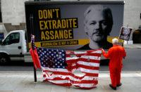Assange's 6 day