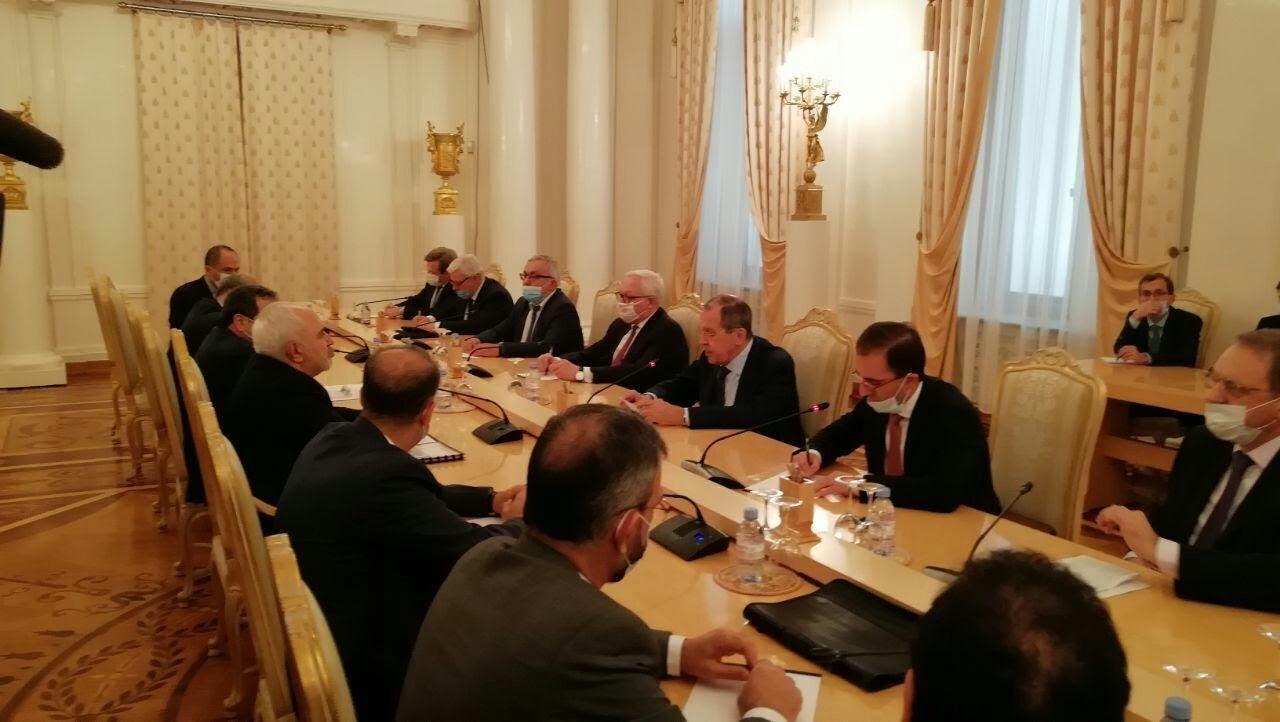Iran-Russia talks on Sept 24 2020