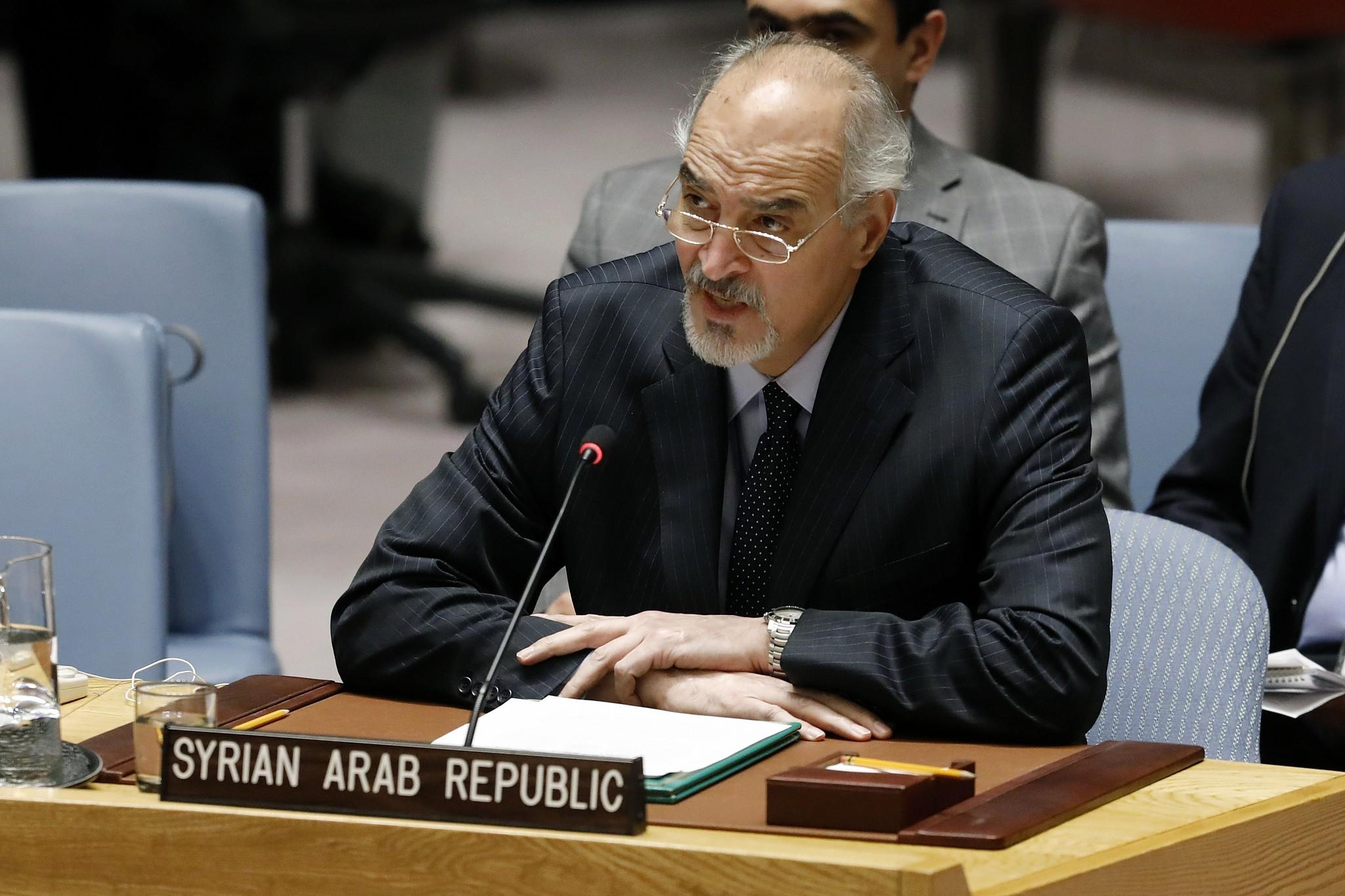 Syrian Ambassador Ja'afari