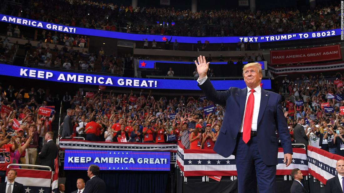 Trump Keep America great