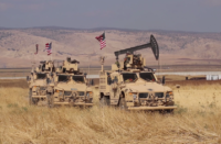 USA loots Syrian oil