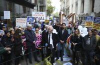 Assange day 18