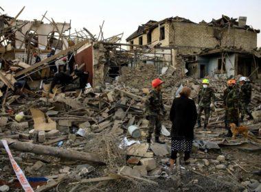 Blast in Armenia