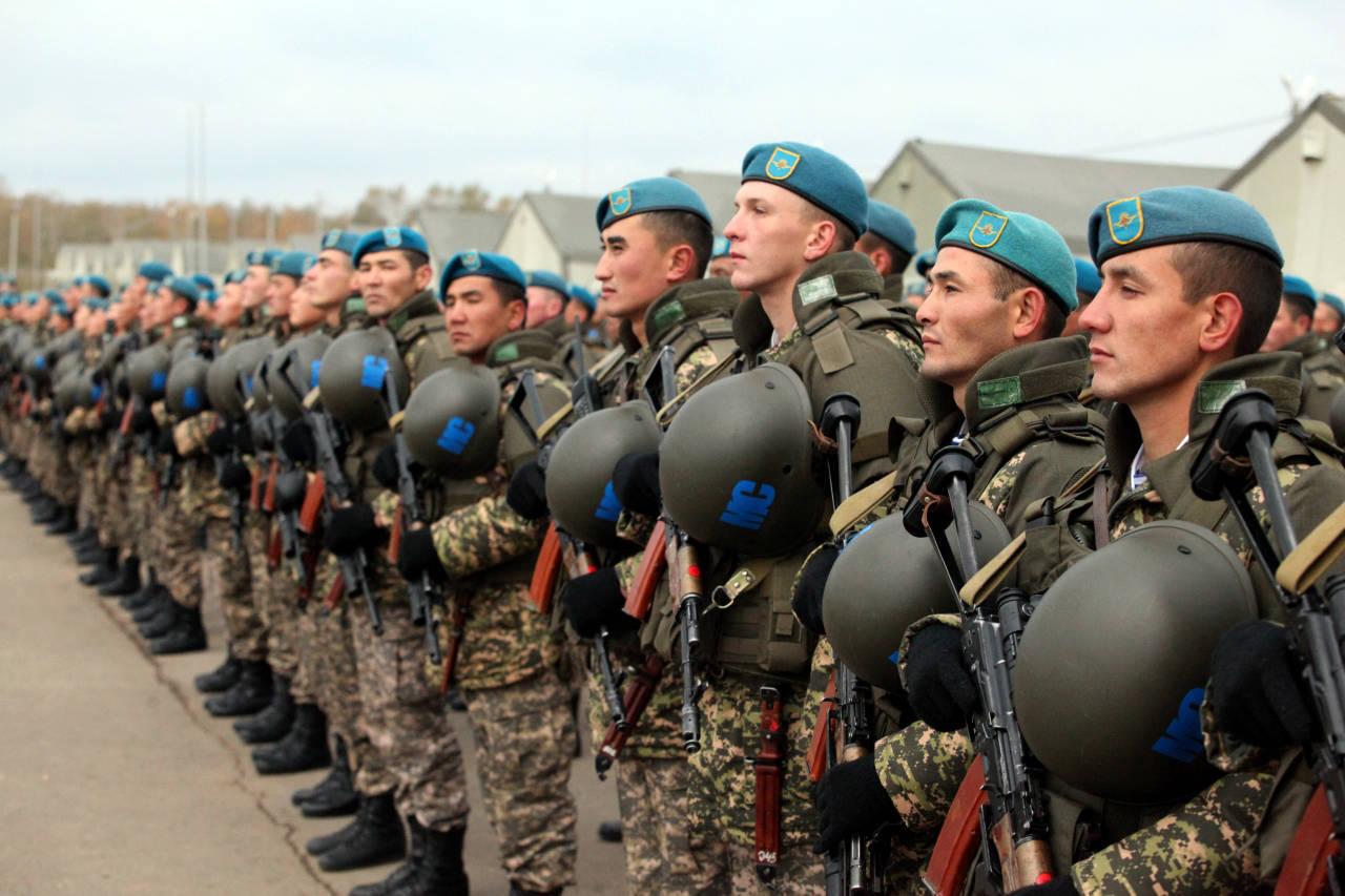CSTO peacekeepers