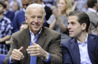 Joe and Hunter Biden