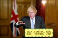 Johnson coronavirus confusion