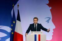 Macron declares curfew