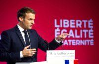 Macron liberte