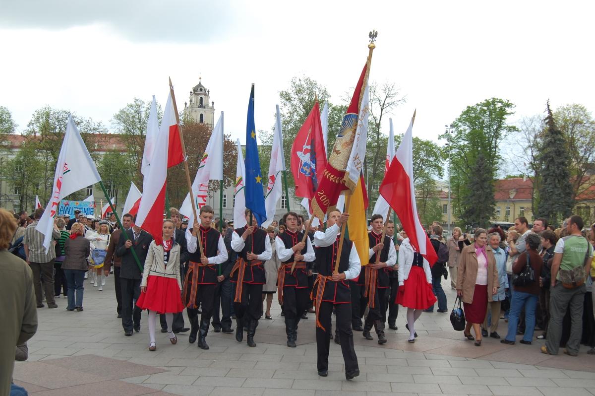 Polacy_w_Wilnie