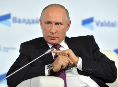 Putin Valdai