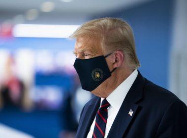 Trump has COVID-19