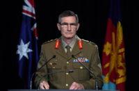 Australian Defense Force chief