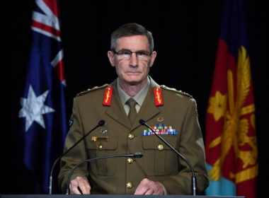 Australian Defense Force chief