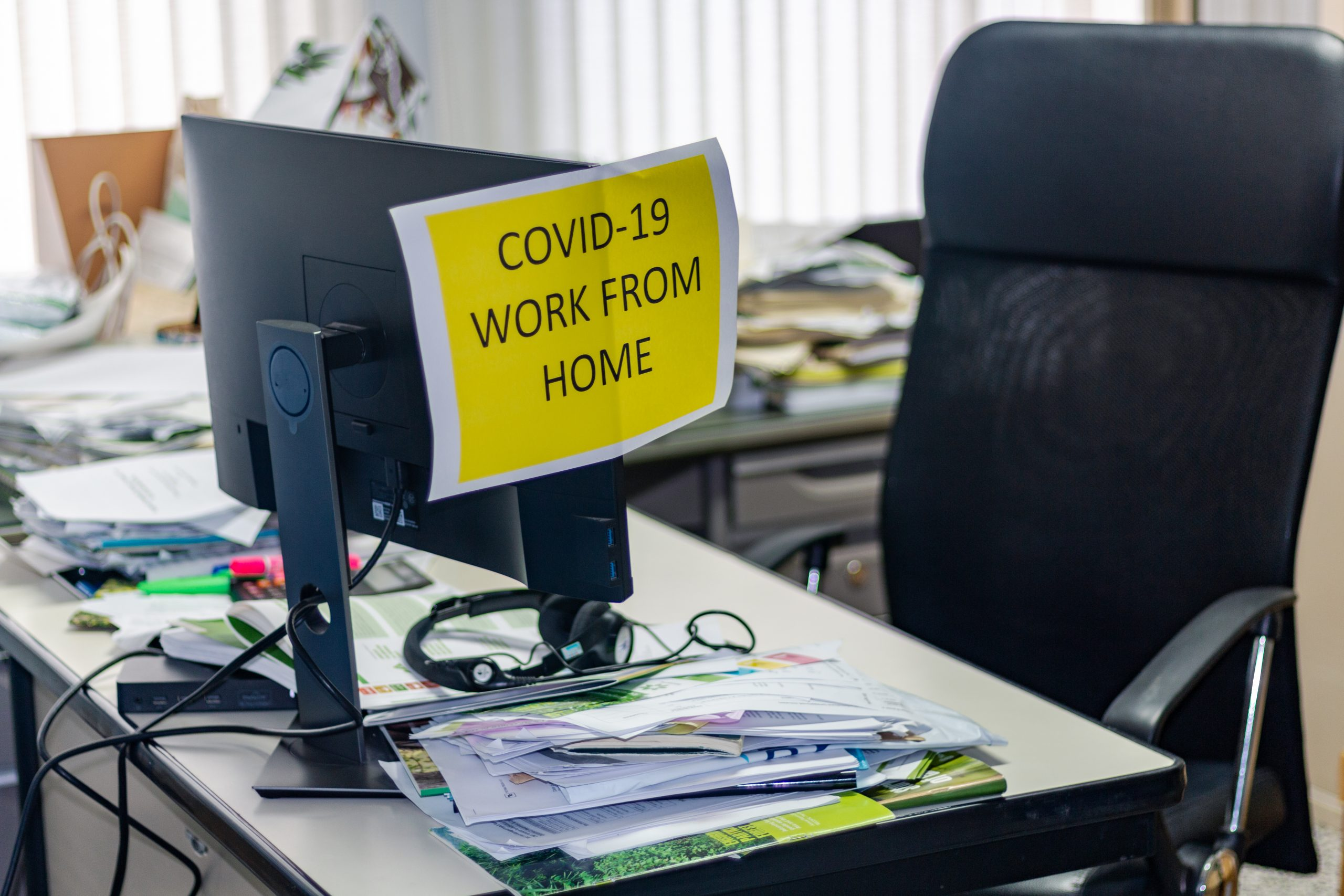 COVID in offices