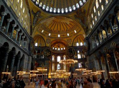 Hagia Sophia - museum - 2
