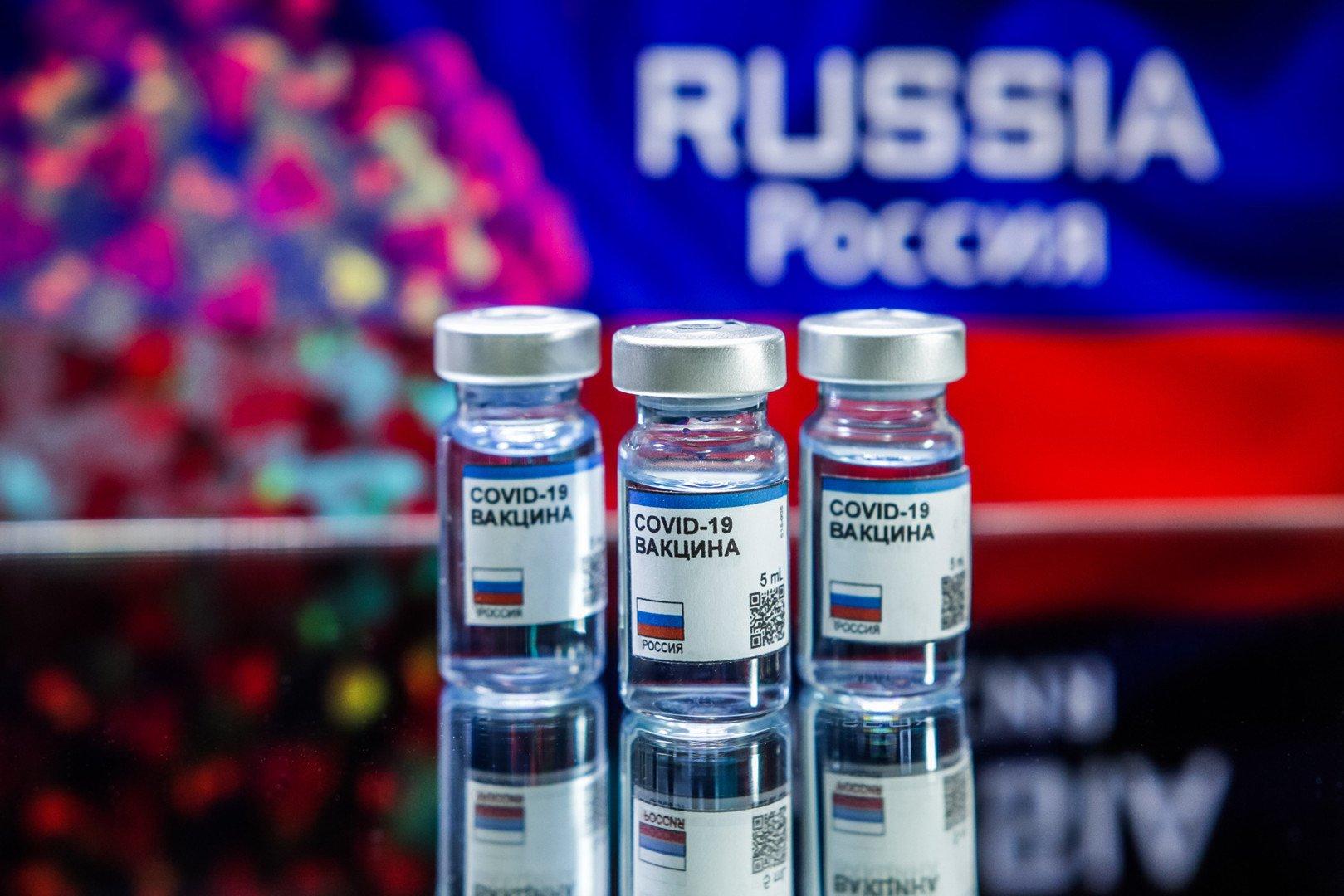 Russia's vaccine diplomacy