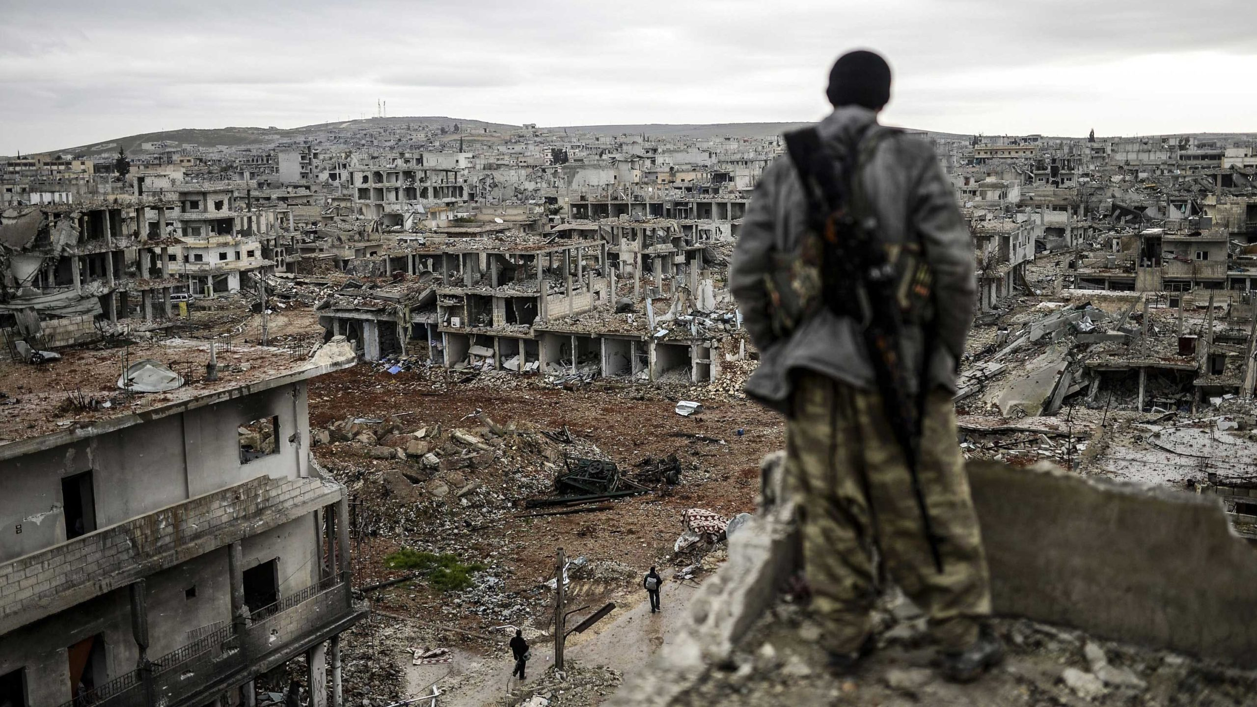 Arab spring Syria