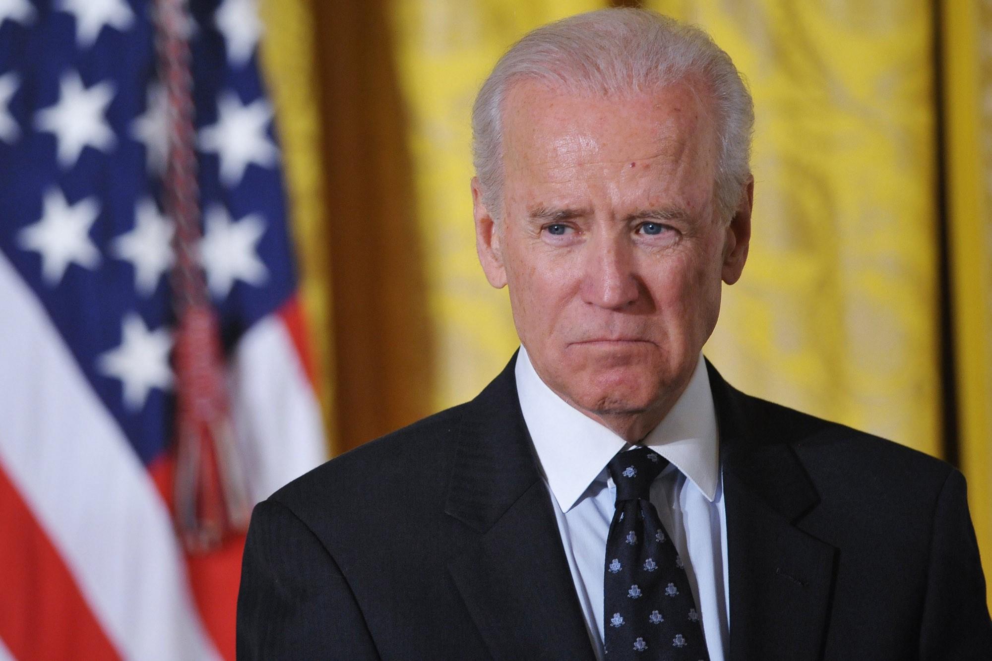 Biden and big tech