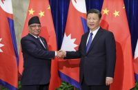 CHINA-NEPAL-DIPLOMACY