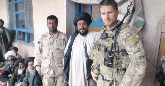 Hastie in Afghanistan