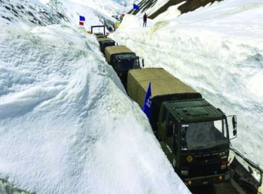 Long haul in Ladakh
