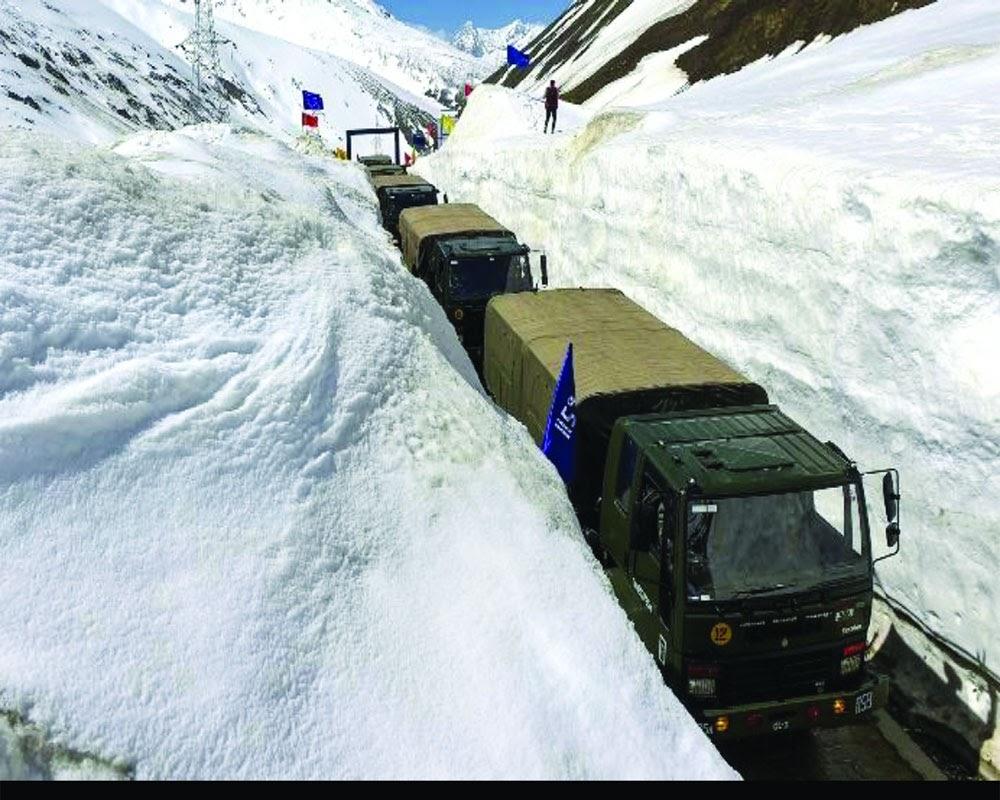 Long haul in Ladakh