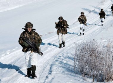 NATO troops in Arctic