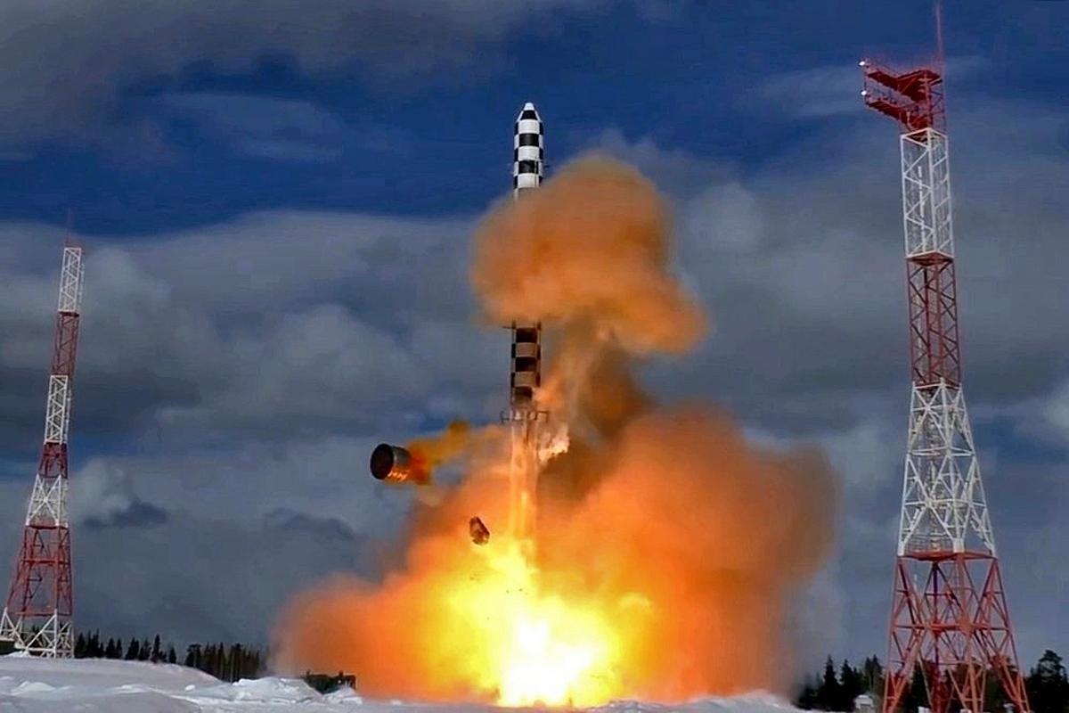 Russia's RS-28 Sarmat