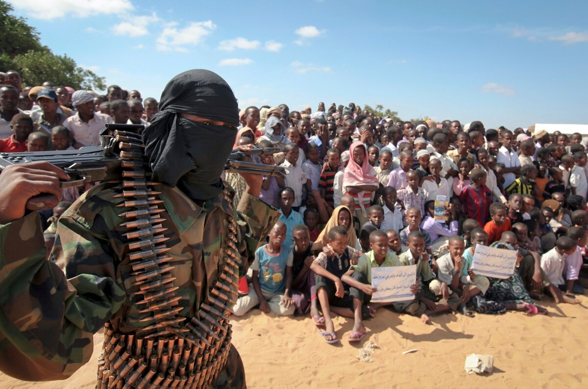 US withdrawal from Somalia