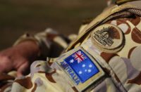 Australian Troops Train For Duty In Afghanistan