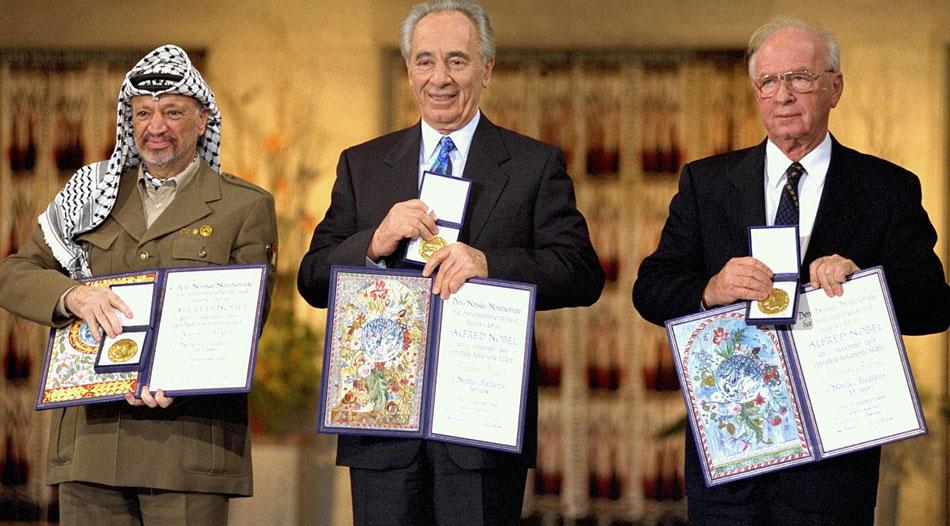 1993 Oslo Accords