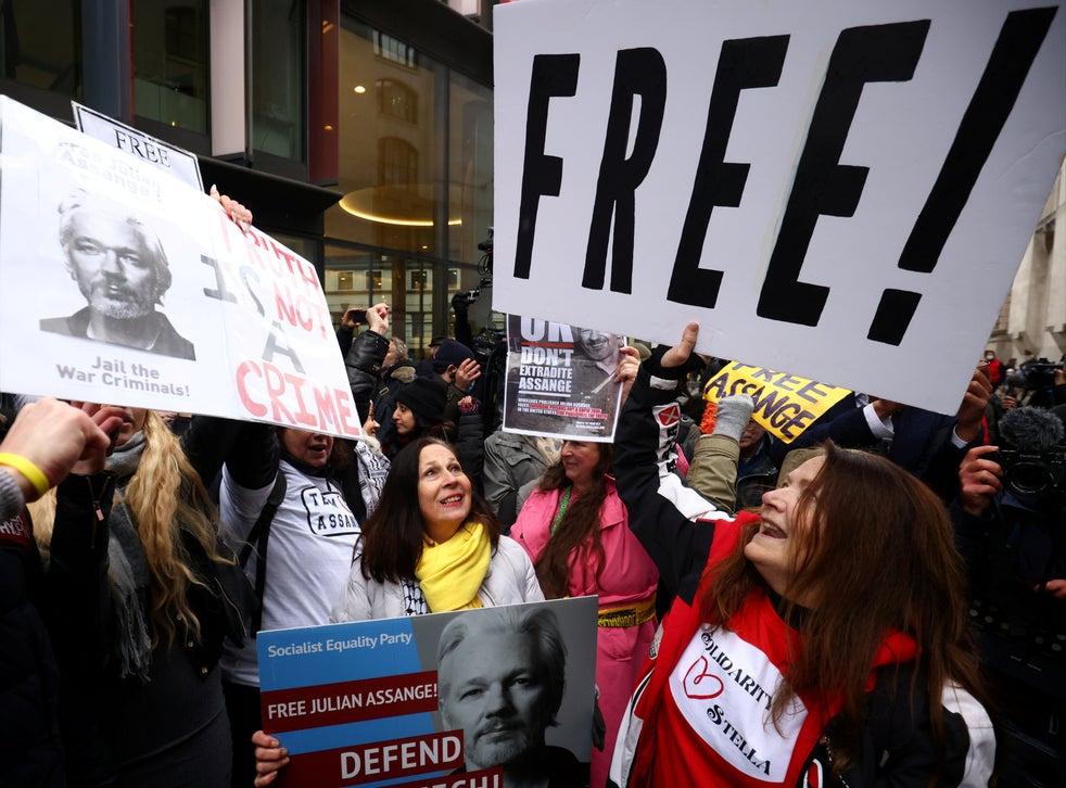 Assange extradition verdict