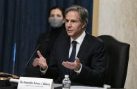 US Senate Foreign Relations Committee confirmation hearing for Blinken as Secretary of State