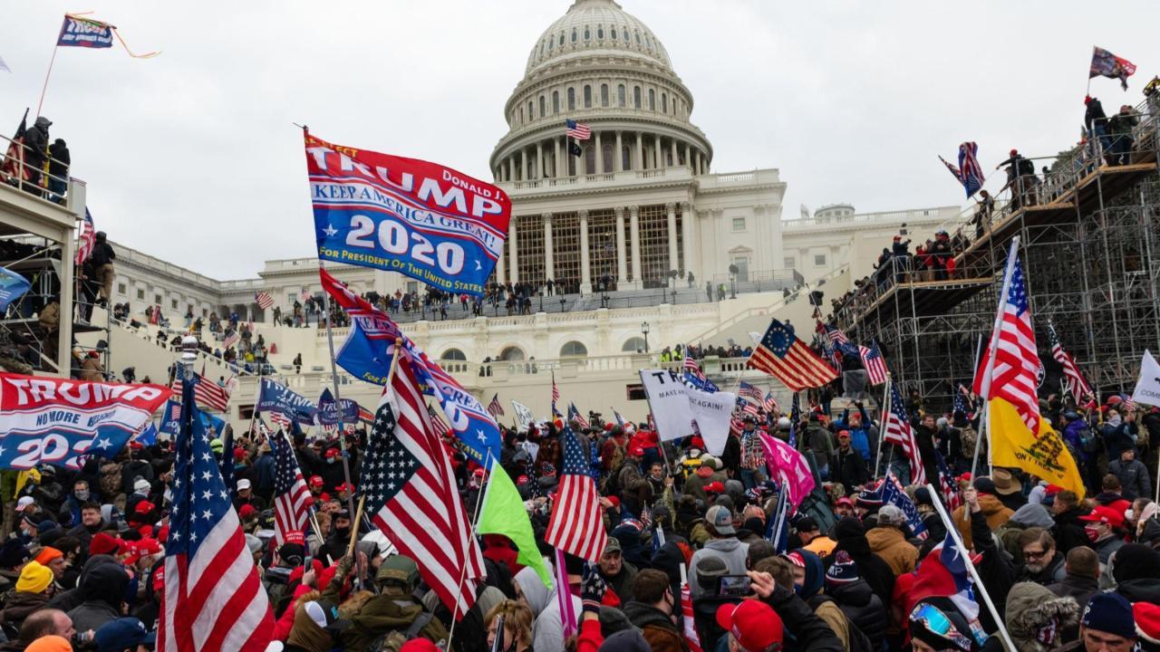 Color Revolution In DC