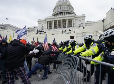 Rioters stormed US Capitol