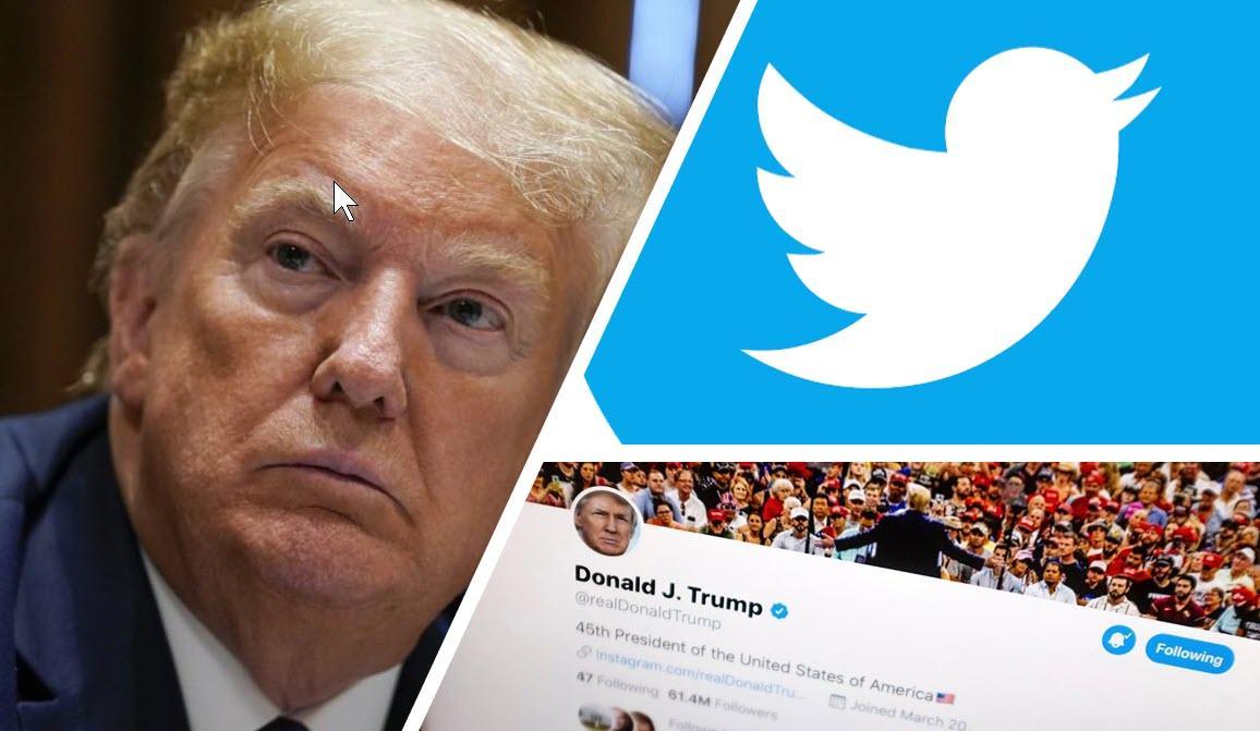 Twitter vs Trump