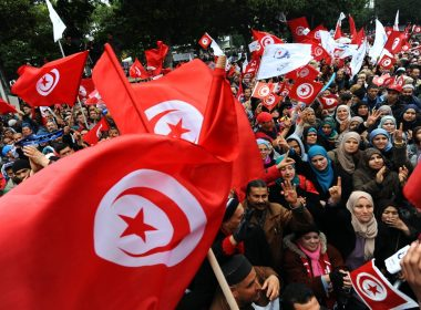 Arab Spring in Tunisia