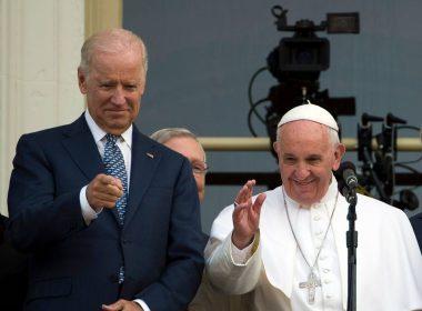 Biden and Papa