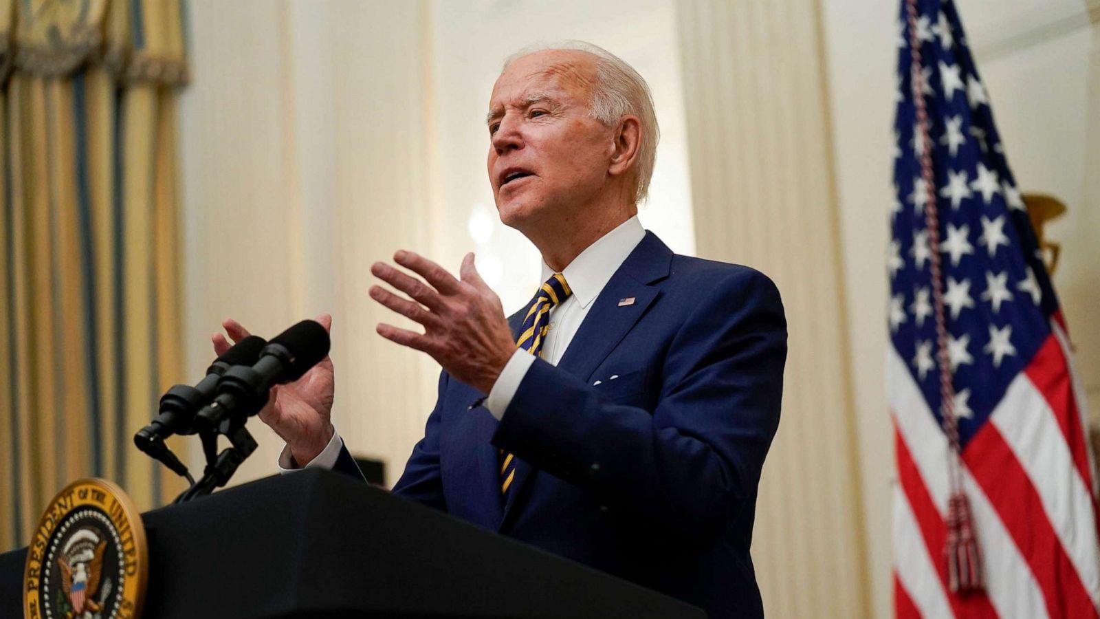 Biden's foreign policy speech