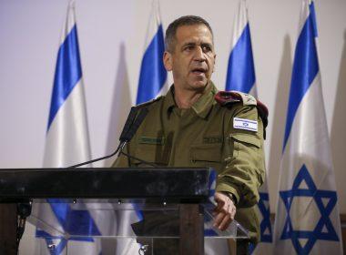 Israel top general