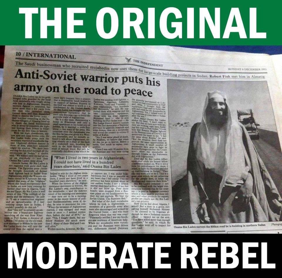 Osama Afghanistan