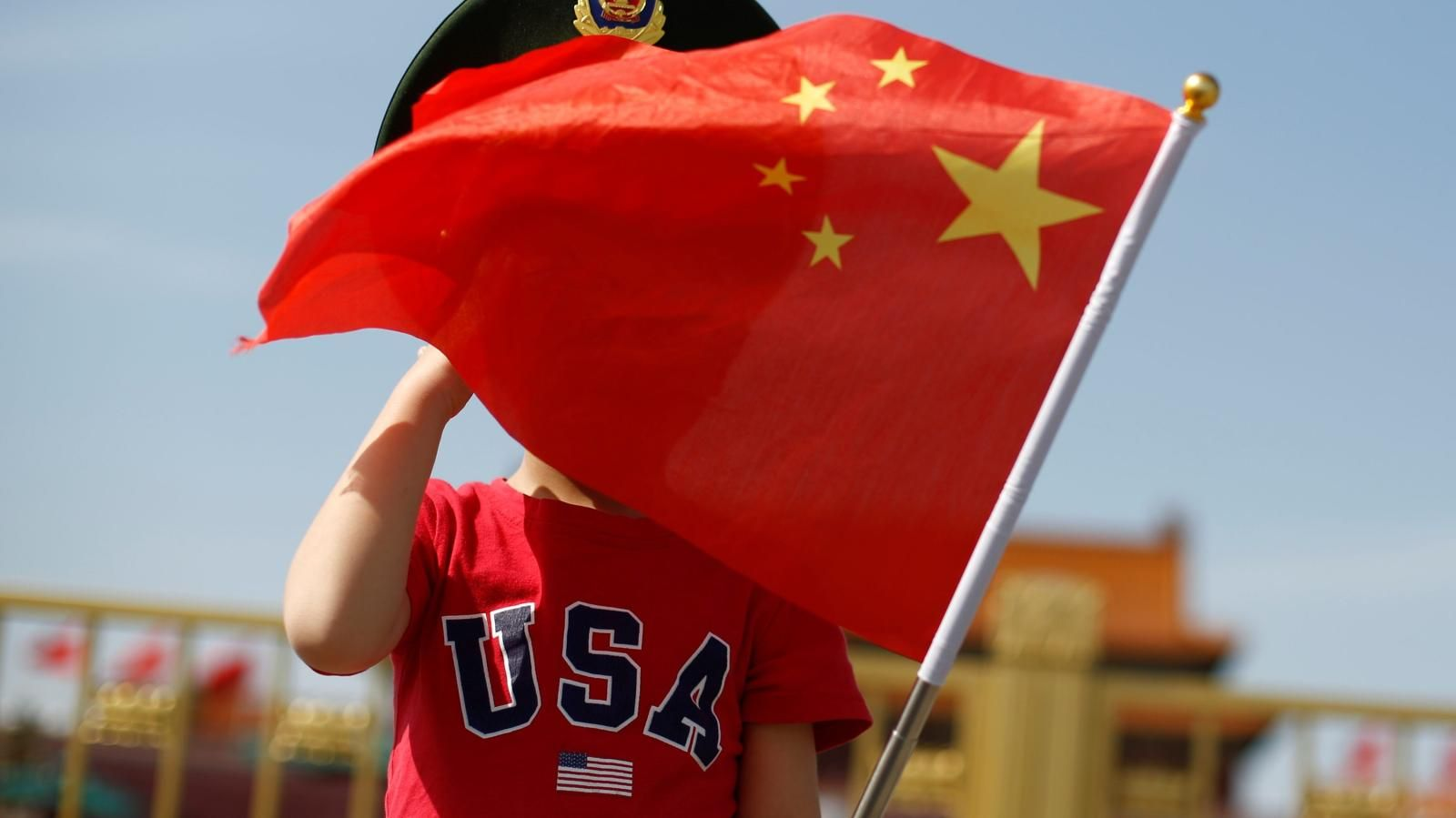 US afraid of China